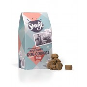 Smoofl Oven Baked Cookies for Dogs Beef