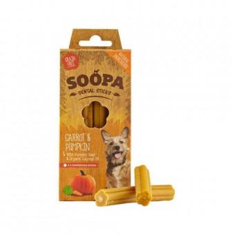 Soopa Sticks Wortel & Pompoen
