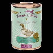 Terra Canis Eend, Courgette & Aardbei