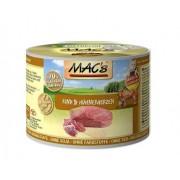 Mac's Blikvoer rund & kip harten (kat)