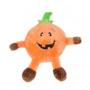 Zippy Paws Halloween Brainey Pumpkin