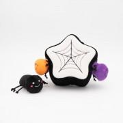 Zippy Paws Halloween Burrow Spider Web
