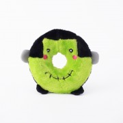 Zippy Paws Halloween Donutz Buddie Monster