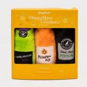 Zippy Paws Halloween Crusherz Three Pack