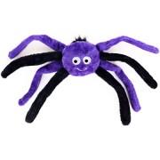 Zippy Paws Halloween Spiderz Purple Small