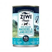 ZiwiPeak Hond Blikvoer makreel & lam