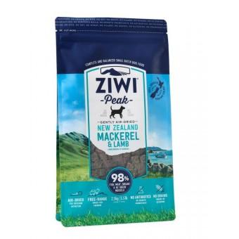 ZiwiPeak Hond Luchtgedroogd makreel & lam