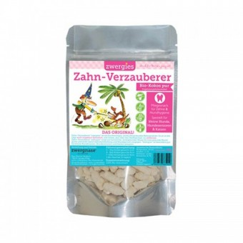 Zwergnase Bio Dental Snack Zwergies