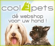 Cool4pets - dé webshop voor uw hond!
